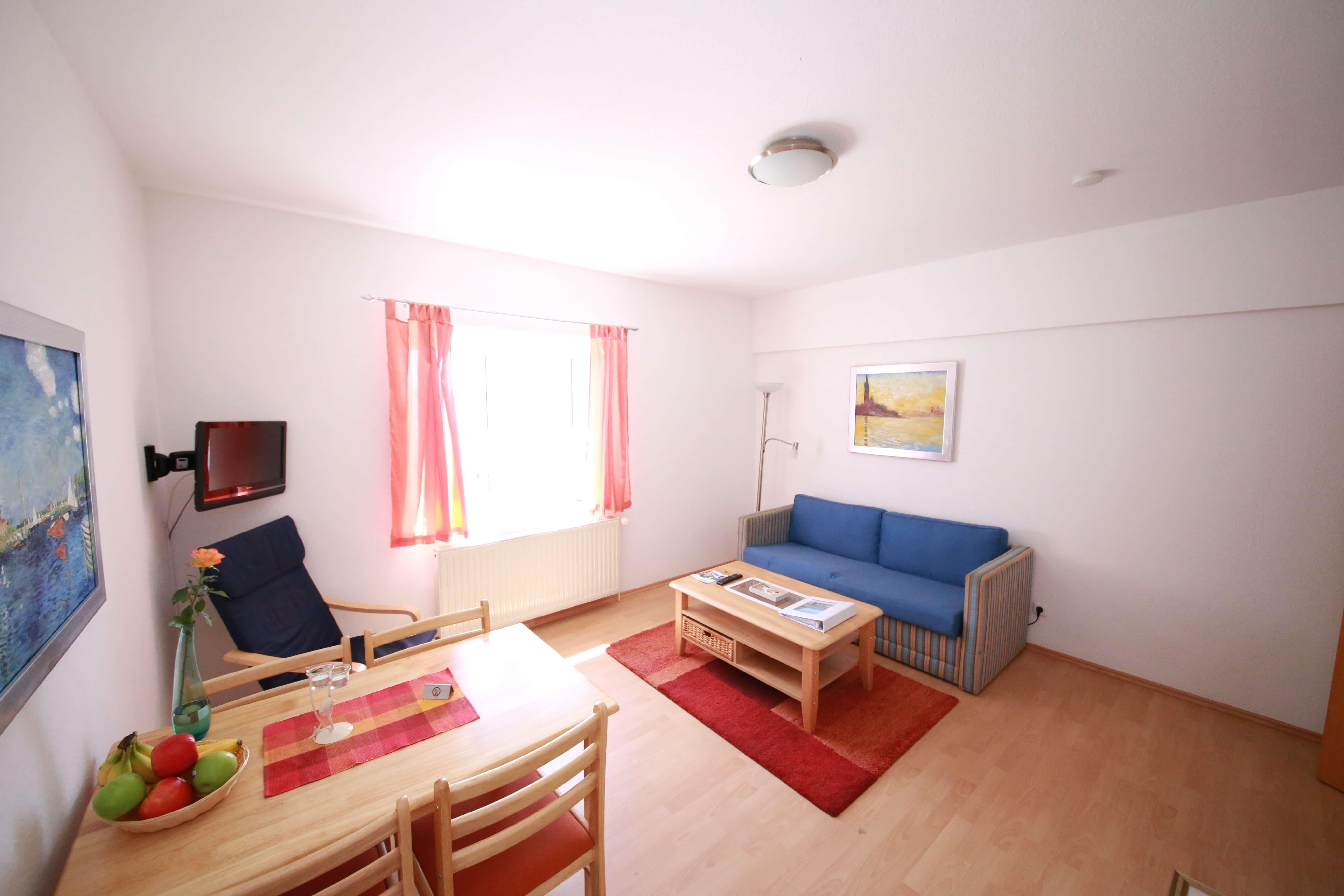 Apartment 4 4 personen apartmenthaus schleiblick for Kochen 4 personen